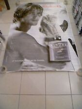 AFFICHE CHANEL DANY FULLER 4x6 ft Shelter Original Fashion Luxury Poster
