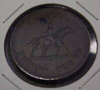 Cossack Penny Token WE-13 1813 Wellongton Token