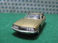 Vintage  -  CITROEN SM     - 1/43  Solido  Ref. 184  nueva