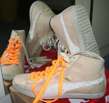 Neue Puma Glyde Canvas Washed Mid Herren Sneaker Chucks, Gr. 43 - UVP 110 €