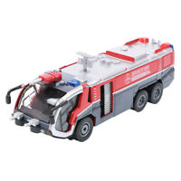 Camion de Pompier Véhicule Jouet de Voiture Plastique Jeu Educatif Cadeau pour