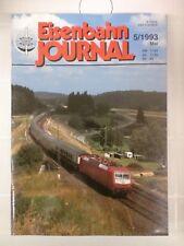 RIVISTA EISENBAHN JOURNAL 5/1993 - HO FS