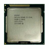 Intel Xeon E3-1260L CPU Quad-Core 2.4GHz 8M SR00M LGA1155 Processors