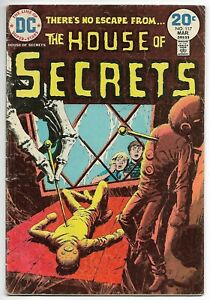 The House of Secrets #117 (DC, 1974) – Abel's Fables – The Deadly Dummy – FN-