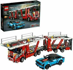 BRAND NEW AND SEALED LEGO 42098 TECHNIC CAR TRANSPORTER