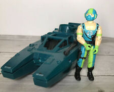 1984 Vintage GI Joe Cobra Water Moccasin with Copperhead Figure