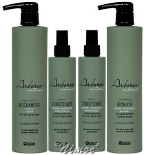 Arborea ® Natura Kit Max Shampoo + Mask + 2 x Conditionr 200ml Biacrè Nourishing