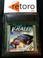V-RALLY VRALLY CHAMPIONSHIP EDITION Gameboy COLOR PAL Español Funcionando