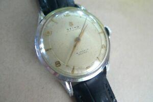 SEIKO Super Antishock 15 Jewels......1950's , Good Running !