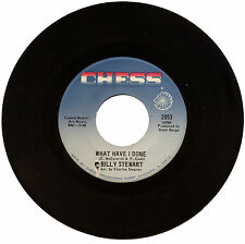 """BILLY STEWART  """"WHAT HAVE I DONE""""    NORTHERN SOUL / CROSSOVER   LISTEN!"""