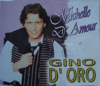 ⭐⭐⭐⭐ MICHELLE D'AMOUR  ⭐⭐⭐⭐  GINO D'ORO  ⭐⭐⭐⭐  2 Track CD 1997  ⭐⭐⭐⭐
