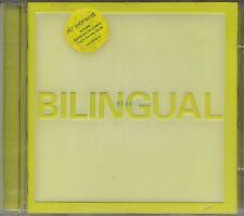 PET SHOP BOYS - BILINGUAL CD ALBUM 12 TRACKS 1996