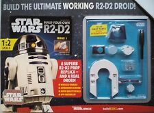 STAR WARS R2-D2 DROID!.MODEL KIT ISSUE 1,1:2 SCALE.WORKING APP-CONTROL.WIRELESS