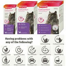 More details for beaphar catcomfort calming diffuser plug in pheromone release + refill / spray