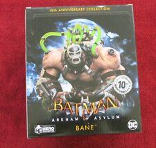 Bane Figure DC 10th Anniversary Collection Arkham Asylum Eaglemoss