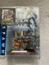 """Spawn The Movie """"The Final Battle Playset"""" Action Figures McFarlane 1997"""