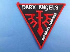 Vintage-WARHAMMER-40K-1992-Games-Workshop-DARK-ANGELS IMPERIAL MARINES Patch