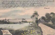 Künstler-AK Landgren 1903 Ellwangen Jagst Baden-Württemberg 1701429