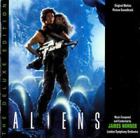 James Horner - Aliens (Original Motion Picture Sou CD - 6010
