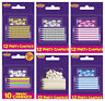 Birthday Cake Candles 12 Pack Pink, Blue, White, Silver, Gold or Magic Relight
