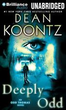 Deeply Odd Odd Thomas Series