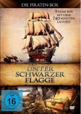 Unter schwarzer Flagge - Die Piraten-Box [3 DVDs] NEU OVP Sammleredition