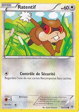 Ratentif - XY:Poings Furieux - 84/111 - Carte Pokemon Neuve Française