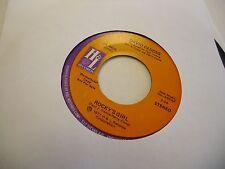 David Geddes Rocky's Girl/Same 45 RPM H&L Records VG+