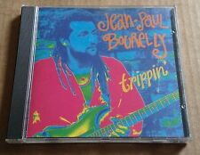 Jean-Paul Bourelly ~ TRIPPIN' ~ Enemy Records CD 1992 ‎– EMY 127-2
