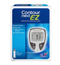 Contour Next Regular Blood Glucose Meter Including 10 Tests Strips
