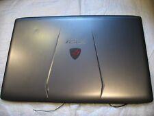 Original ASUS ROG GL752VW Serie Displaydeckel / Back Cover 13n0 s6a0c01