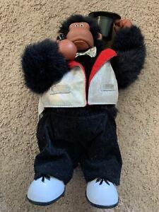 """Rare Vtg Magogo Gorilla Sings """"La Bamba"""" Animated *DANCING FEATURE BROKEN* As Is"""