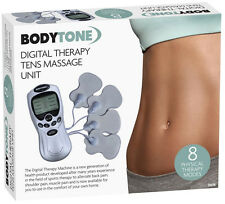 Tens machine numérique Thérapie corporelle complète Masseur 8 soulagement douleur Acupuncture Arrière