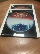 Ced Videodisc Set Close Encounters of the Third Kind Special Edition