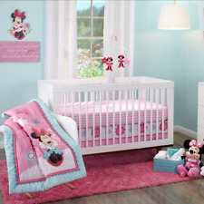 Minnie Mouse: Happy Day 3pc Bedding Set by Disney Baby