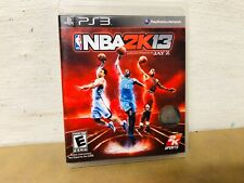 NBA 2K13 Sony PlayStation 3 - PS3 - Used Free Shipping! Basketball