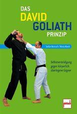 Das David-Goliath-Prinzip Selbstverteidigung gegen große starke Gegner Buch NEU