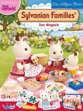 "Sylvanian Families ""Das Magazin"" Sonderheft  Nr. 1/19+Sammelfigur Epoch Neu OVP"