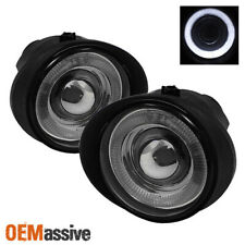Smoked Fits 02-04 Altima 03-05 Murano Fx35 Fx45 Halo Projector Fog Lights Lamps