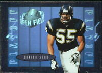 1996 Playoff Contenders Open Field Foil Football Card Pick