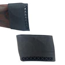 Black Gun Recoil Pad Slip on Recoil Pad Rifle Shotgun Buttstock Protector Rubber