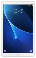 "SAMSUNG GALAXY TAB A SM-T580 10.1"" WHITE WIFI 16GB QUAD CORE 1.2Ghz"