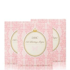DHC On-the-go Facial Blotting Papers Paper 100pcs x 3