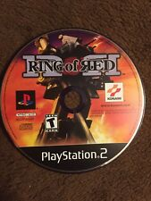 Ring of Red (Sony PlayStation 2)FAST SHIPPING!!! !!