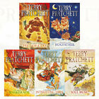 Discworld novel series 4 (16 to 20) Collection 5 Books Set By Terry Pratchett