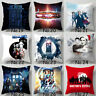 Home Decor TV Doctor Who Pillowcase Sofa Car Waist Pillow Case DW Cushion Cover