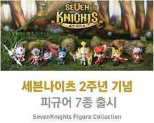 The Art of Seven Knights Game 1 Random Figure Netmarble Rudy Rachel Kris Eileene