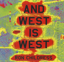 Audio Book  - And West Is West by Ron Childress  -  CD