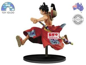 One Piece Battle Record Collection - Monkey D. Luffy