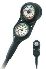 Tusa Triple Gauge Pressure, Depth & Compass Console